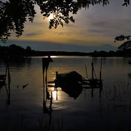 Pat Turner - Sunset On Lake Shannon