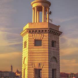Sunset on San Giorgio Maggiore - Chris Fletcher