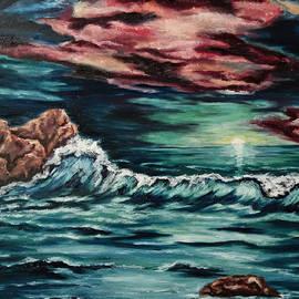 Cheryl Pettigrew - Sunset on the Horizon