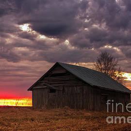 Jukka Heinovirta - Sunset On The Springtime Fields