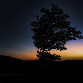 Sunset Over Pennsylvania by Maciek Froncisz