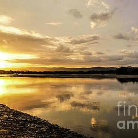 Lexa Harpell - Sunset Over River, Coombabah 2