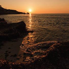Davide Damico - Sunset over the bay
