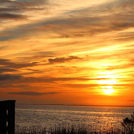 Cynthia Guinn - Sunset Over The Sea