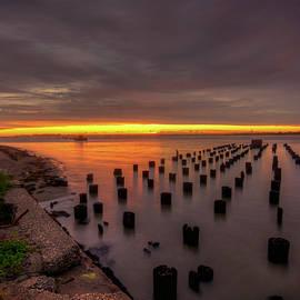 Mike Deutsch - Sunset Poles