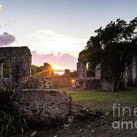Julia Rigler - Sunset Ruins