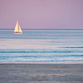 Steven Ralser - Sunset Sail - Ogunquit -Maine