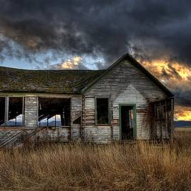 Michael Morse - Sunset Schoolhouse