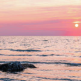 Alan Brown - Sunset Serenity