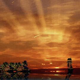 Alex Lim - Sunset Sky