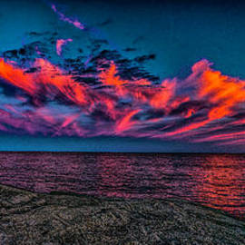 Nick Zelinsky - Sunset Sky at East Point