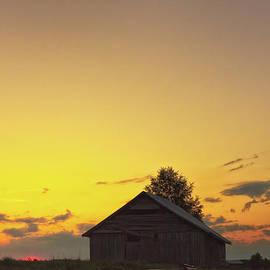 Jukka Heinovirta - Sunset Sky Over The Summer Fields