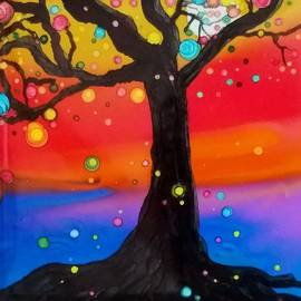 Gerry Smith - Sunset Tree