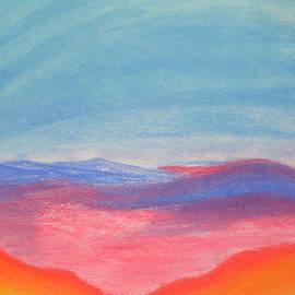 Tomer Rosen Grace - Sunset with Dark Spectrum