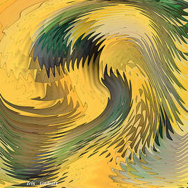 Sunshine Waves by Iris Gelbart