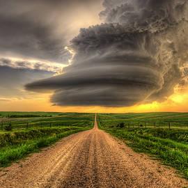 Douglas Berry - Supercell Highway - Arcadia Nebraska