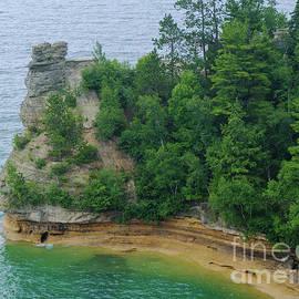 Ann Horn - Superior Rock Formation