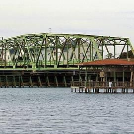 Cynthia Guinn - Surf City Swing Bridge