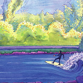 Surf Colorado by David Sockrider