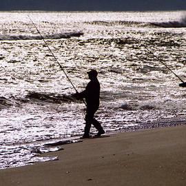 Steve Karol - Surf Fishing