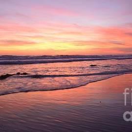 John F Tsumas - Surfer Afterglow