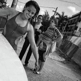 Surfer Girl  #surf #girl #woman