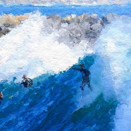 Anthony Fishburne - Surfs Up