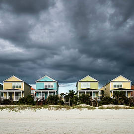 Surfside Beach Houses - Ivo Kerssemakers