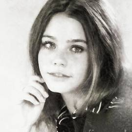 Susan Dey, Vintage Actress - John Springfield