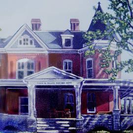 Susan Millers Nursing Home by David Zimmerman