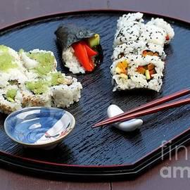 Henrik Lehnerer - Sushi Plate