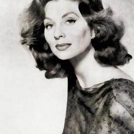 John Springfield - Suzy Parker, Vintage Actress