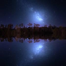 Mark Andrew Thomas - Swamp Sky