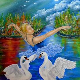 Faye Anastasopoulou - Swan Lake