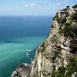 Sweeping Around The Amalfi Coast by Andy Lloyd