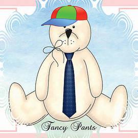 L Wright - Sweet Fancy Pants