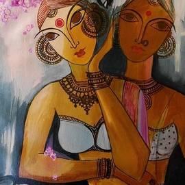 Sweet Gossip by Sandhya Balakrishnan