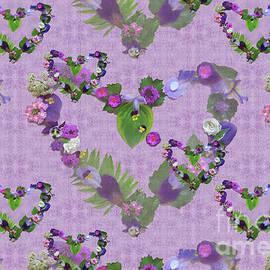 Sweet Hearts of Springtime by Nancy Lee Moran