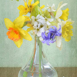 Sweet Spring Bouquet by Dianne Sherrill