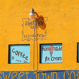 Sweet Town Cafe by Dart and Suze Humeston