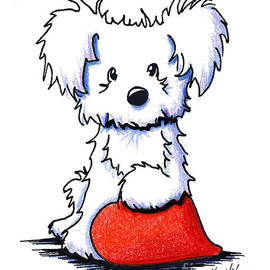 Kim Niles - Sweetheart Puppy