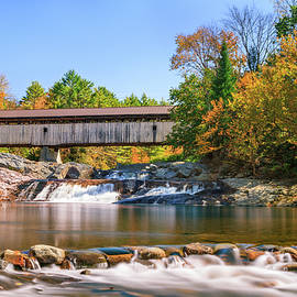 Shell Ette - Swiftwater Covered Bridge 29
