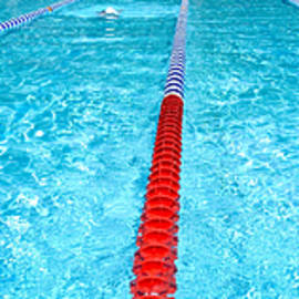 Amy Cicconi - Swimming Pool Lap Lanes