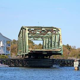 Cynthia Guinn - Swing Bridge Opening