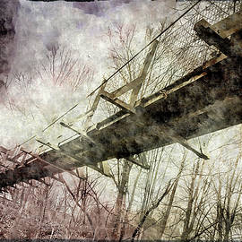 Swinging Bridge by Jim Love