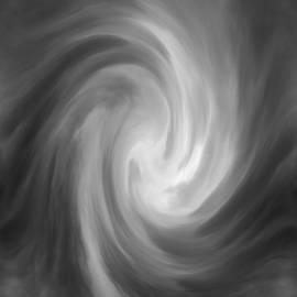 Swirl Wave Iv by David Gordon