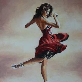 Andy Lloyd - Swirling Dancer