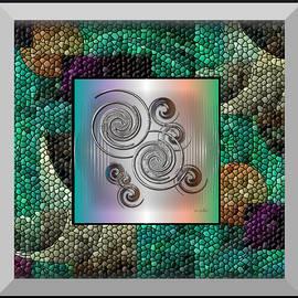 Swirls by Iris Gelbart