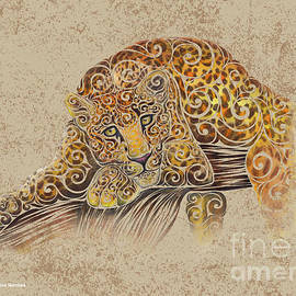 Carolina Matthes - Swirly Leopard