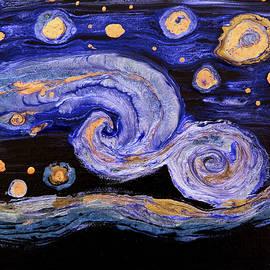 Patricia Beebe - Swirly Switly Night